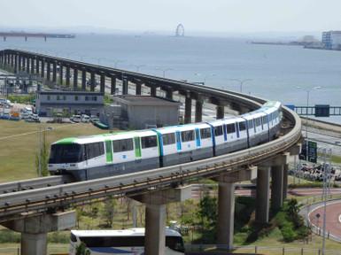 GWお薦め!東京モノレール見るなら国際線ターミナルビル駅だ〜よ ...